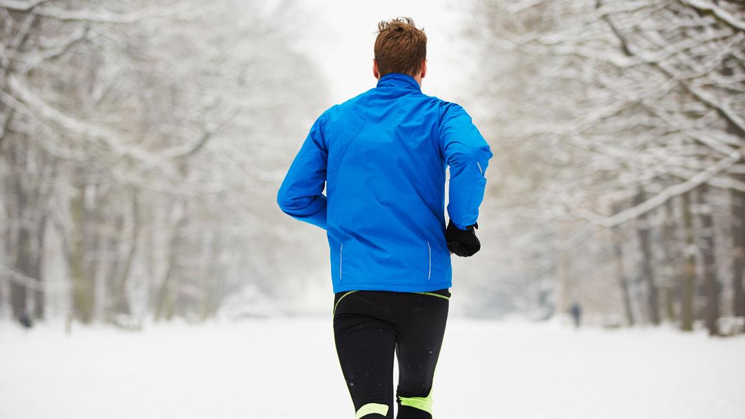 Health benefits of walking in winter