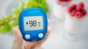 Blood glucose device
