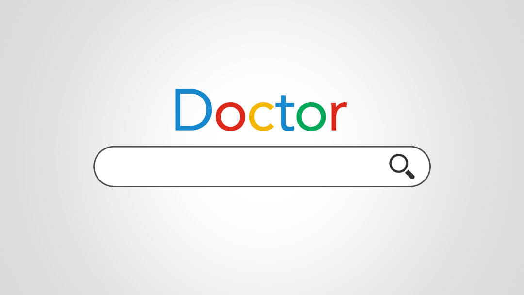 The risks of self-diagnose using Google search